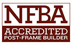 NFBA Accredited Post Frame Builder